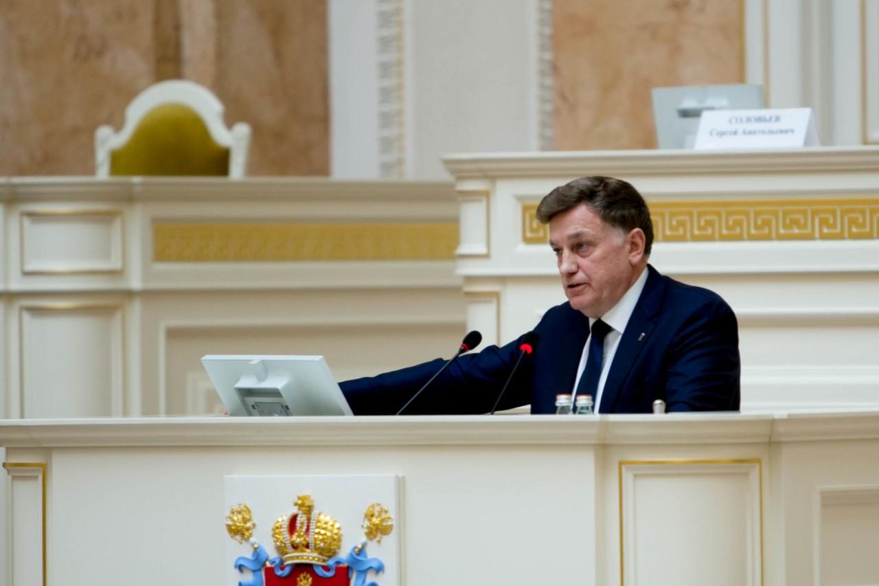 Макаров: Петербург должен стать одним из величайших православных городов