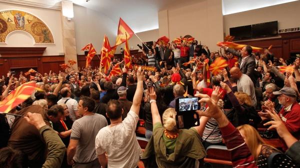 Македония выберет новое название страны нареферендуме
