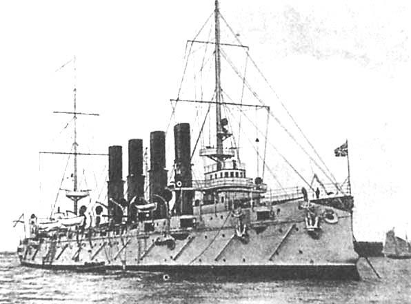 1 ноября 1899 г. 113 лет назад На воду спущен крейсер «Варяг»