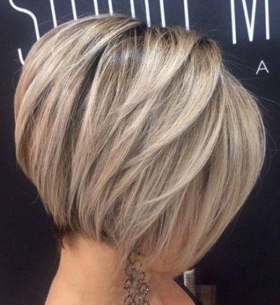 20 стильных вариантов мелирования на короткие волосы