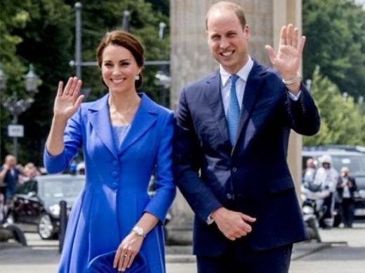 СМИ: Кейт Миддлтон беременна четвертым ребенком