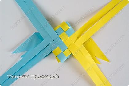 Мастер-класс Поделка изделие Плетение Плетёные птички Бумага фото 14