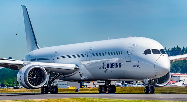 Авиакомпания Emirates покупает 40 самолетов Boeing 787-10 Dreamliner