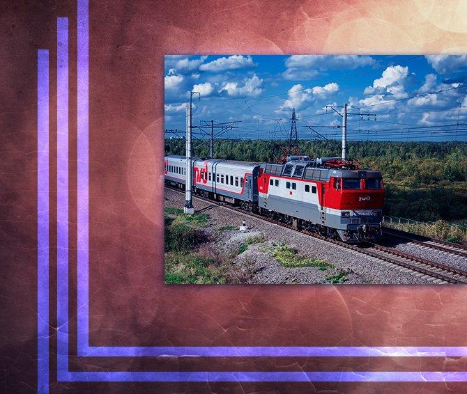 Львовский перрон переполнен украинцами, ожидающими поезд в Москву