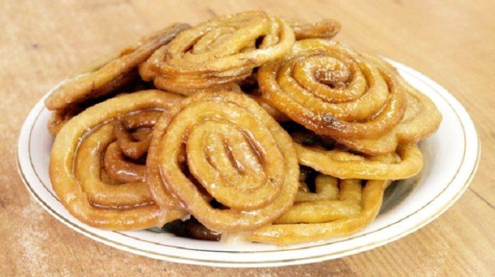 Обалденная индийская сладость «Джалеби»