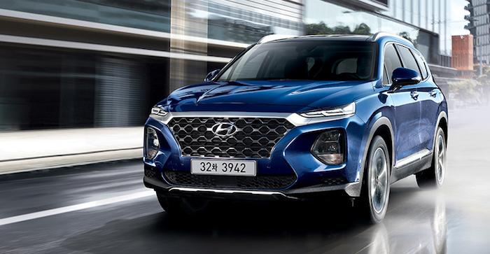 Новый Hyundai Sante Fe 2019 представлен официально