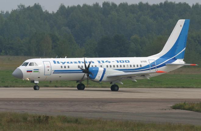 """""""Ильюшин"""" возродит Ил-114 с канадскими двигателями"""