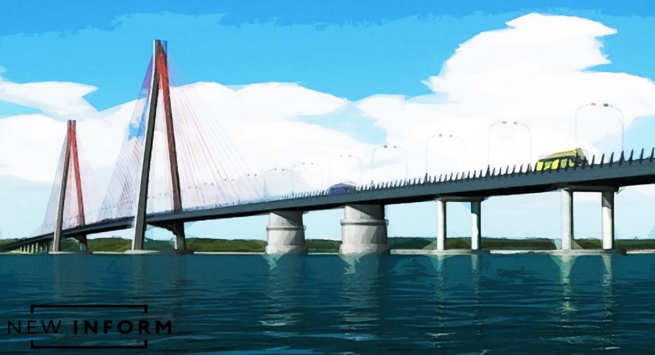 Масштабный проект РФ и Китая: новый мост на Амуре строится ударными темпами