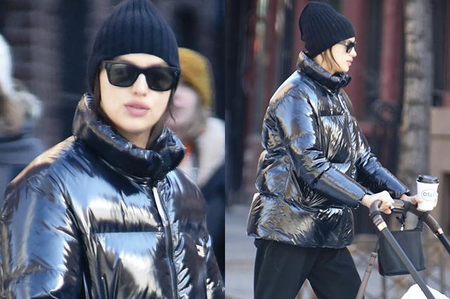 Замерзшие в Нью-Йорке: Ирина…