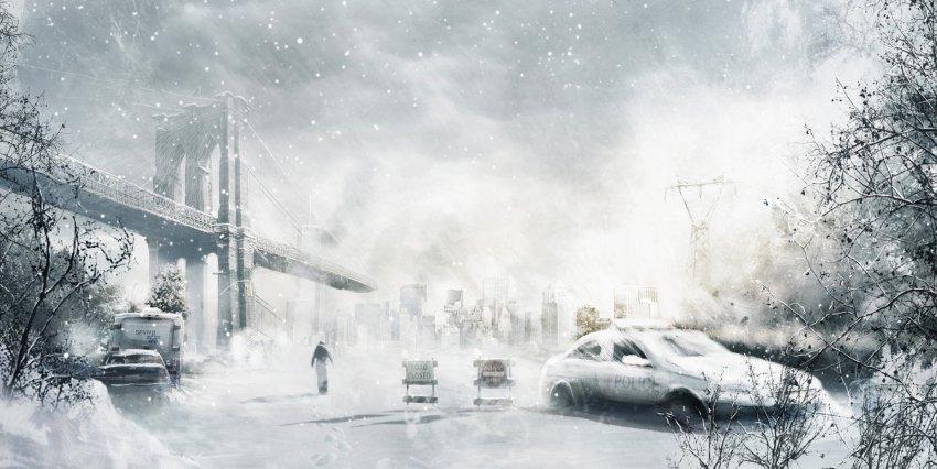 """Рука смерти"": сценарий атомного апокалипсиса"