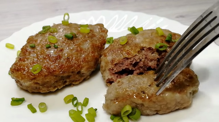 Котлеты из куриных желудков: необычно, но очень аппетитно