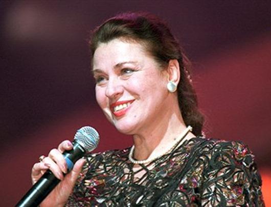 Валентина Толкунова : Ее жизнь была полна драм