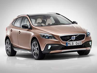 Российская премьера Volvo V40 Cross Country состоится 24 октября