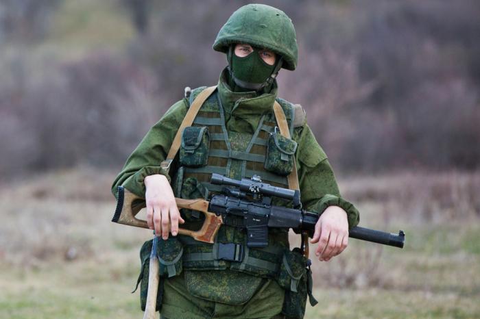 Российский снайпер. | Фото: news.rambler.ru.