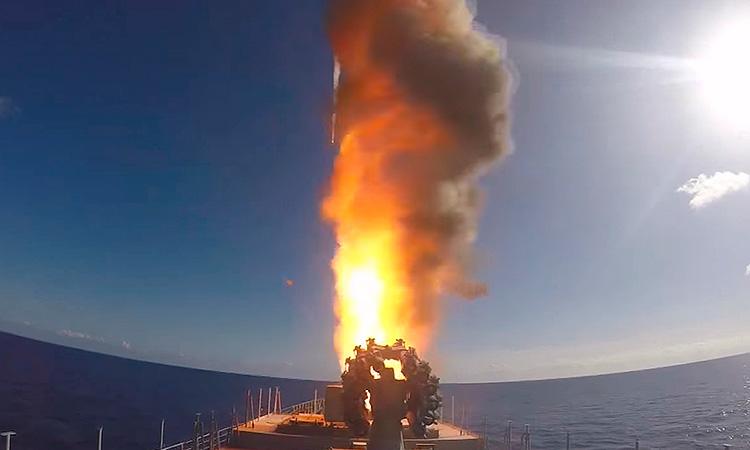 США шокированы ракетной мощью России