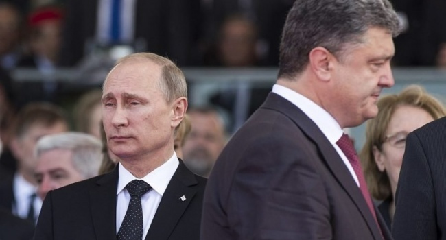 Кравчук потребовал от Путина…
