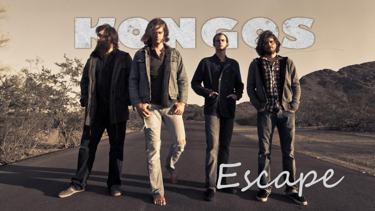 Kongos – Escape