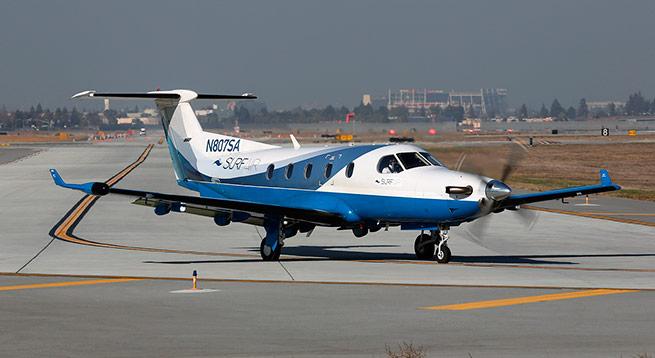 Проездной на самолет: авиакомпания Surf Air совершит первый рейс
