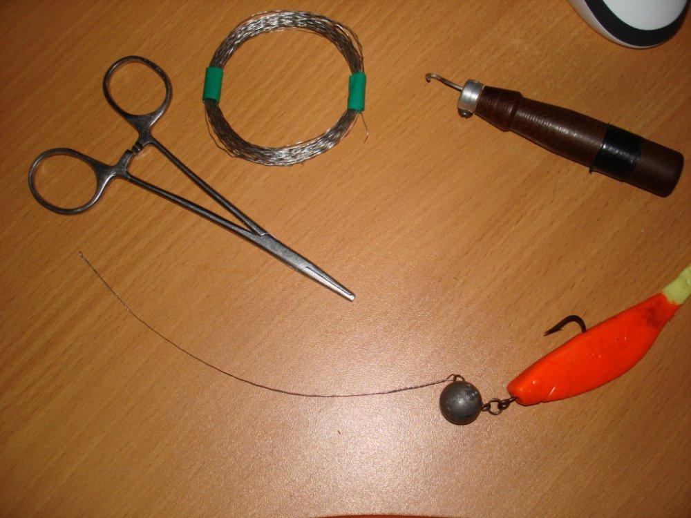 изготовление застежек рыболовных