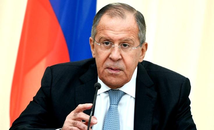 Лавров: Москва всегда следует международному праву, но это обязательство не прямого рода — еще предстоит обсудить детали сделки.