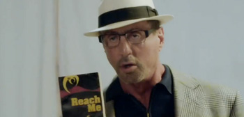 Sylvester Stallone Has a New Ensemble in Latest 'Reach Me' Trailer