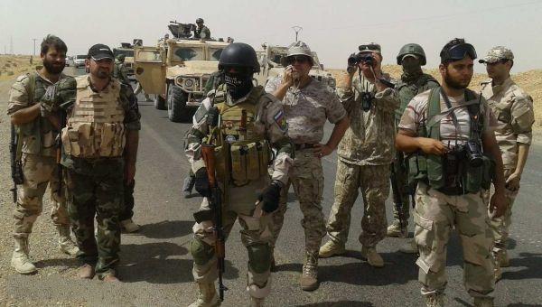 Битва при Евфрате: российский доброволец рассказал о страшном бое с армией США и ИГИЛ