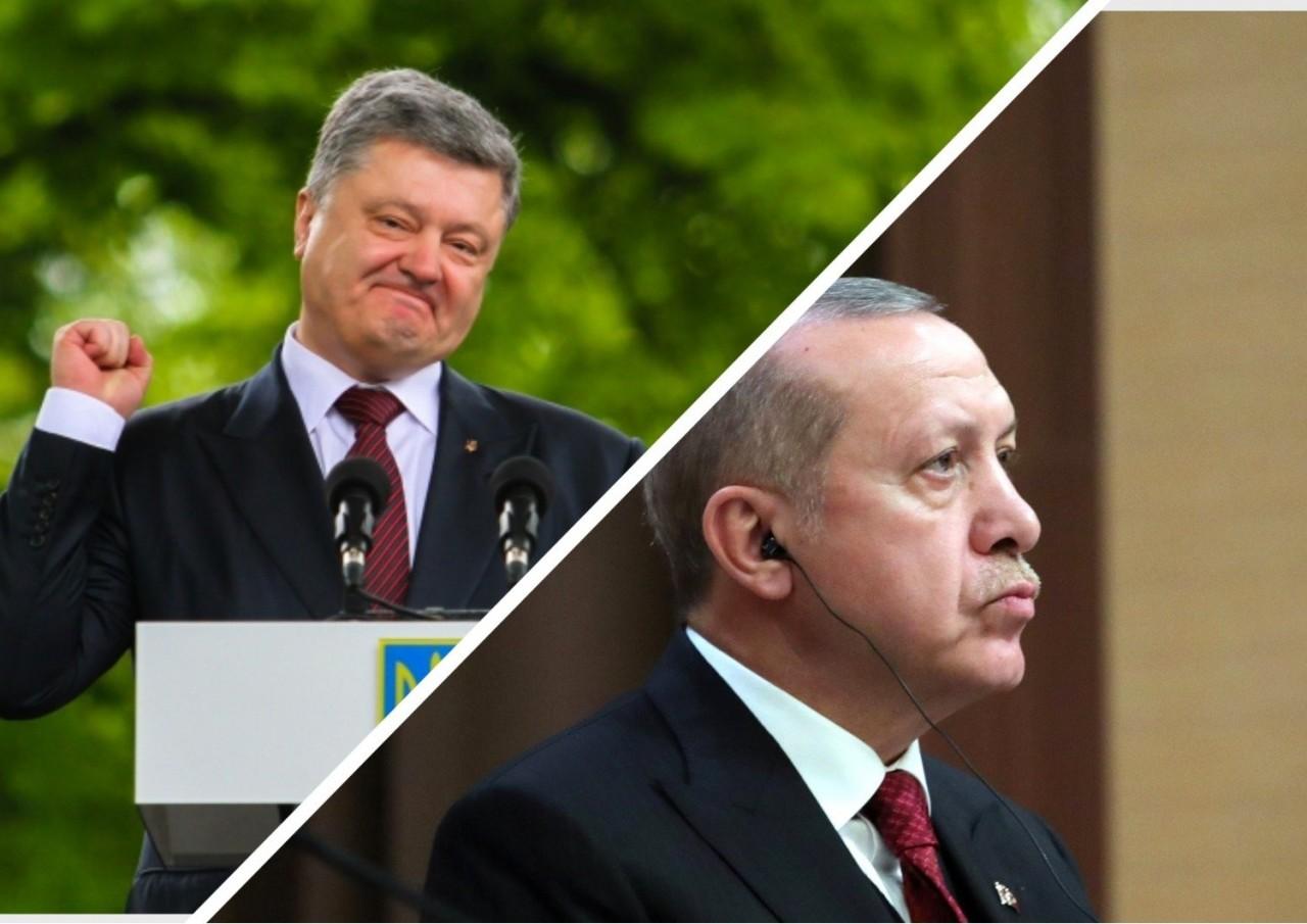 Конспирология по-украински: Киев пообещал Турции Крым в обмен на автокефалию
