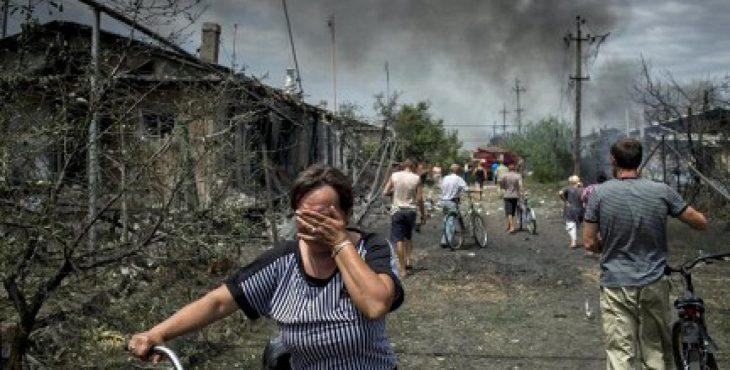 На Донбассе зафиксирован рост жертв среди мирного населения