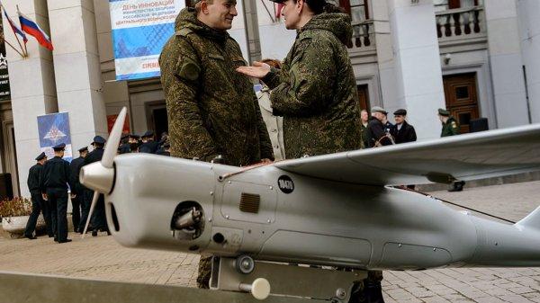 Война с дронами: Кто Киеву подбросил БЛП «Орлан-10»