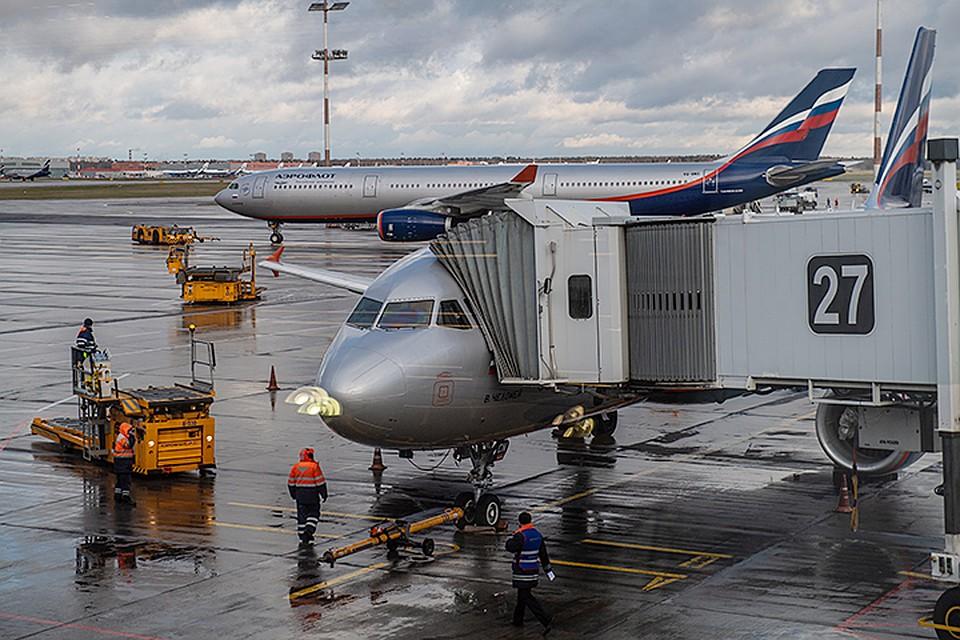 Сейчас в России согласно реестру Росавиации 227 аэродромов