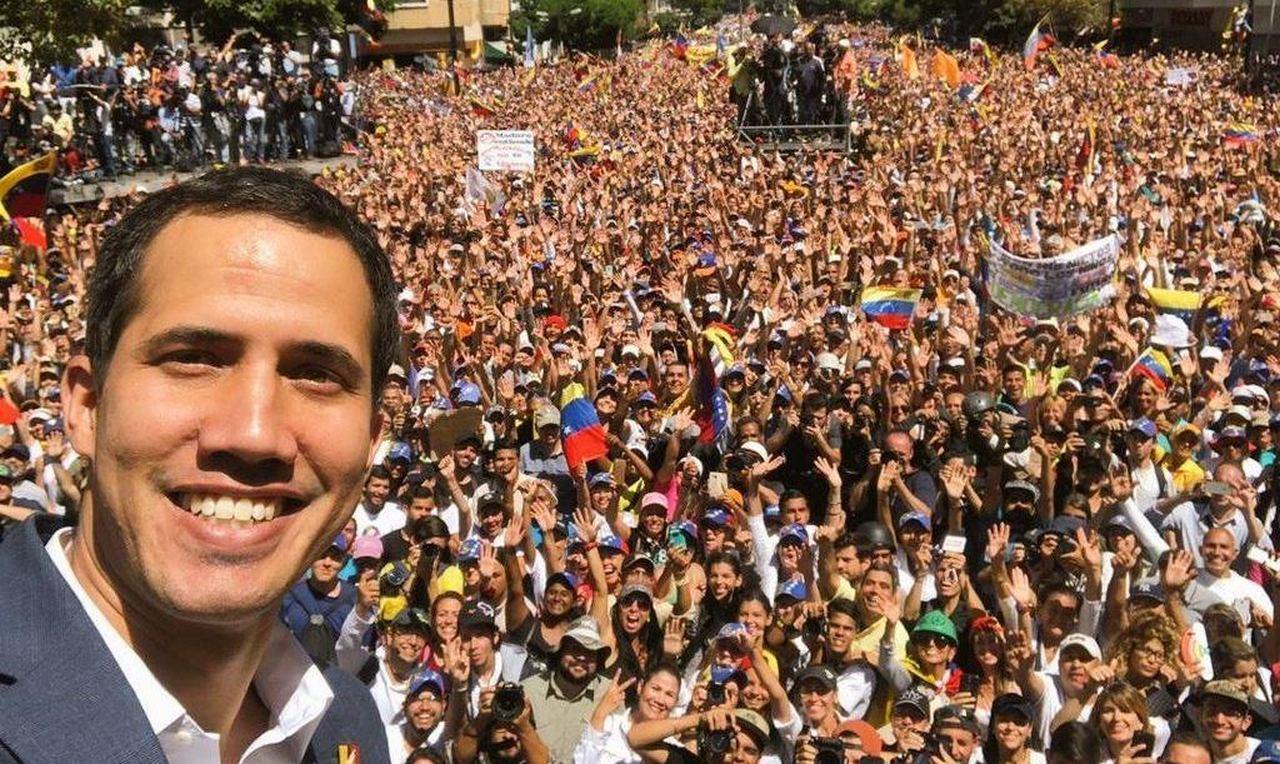 Что там у венесуэльцев?