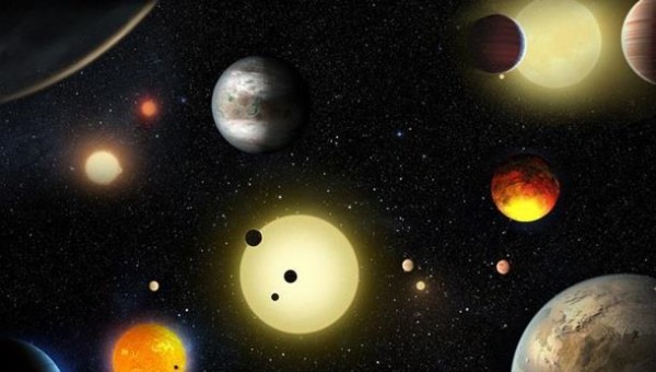 Астрономы обнаружили объект …