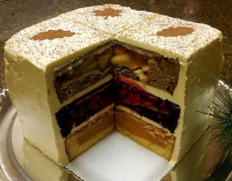 Самые вкусные десерты дома