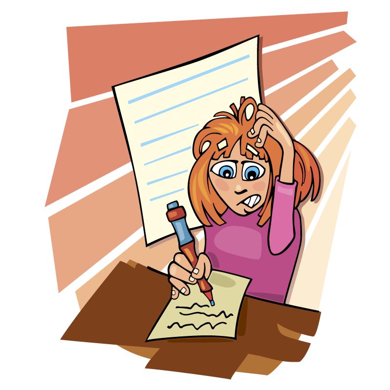 Как девушка завалила экзамен, даже несмотря напомощь преподавателя