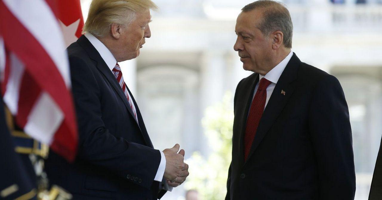 Угол Трампа в турецком направлении