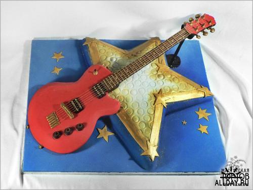 Тортики от Владимира Сизова