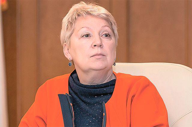 Васильева выступила против привлечения детей к политическим акциям