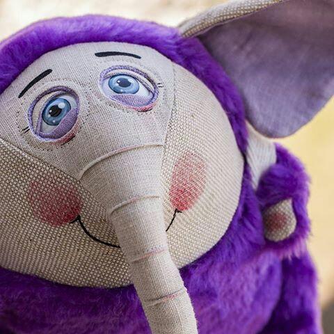Необычные игрушки Nyomastudio