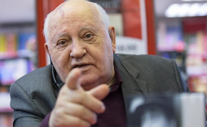 После СССР: Горбачёв увидел в России много «каталоний»
