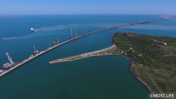 Китайские инвесторы хотят построить тоннель в Крым