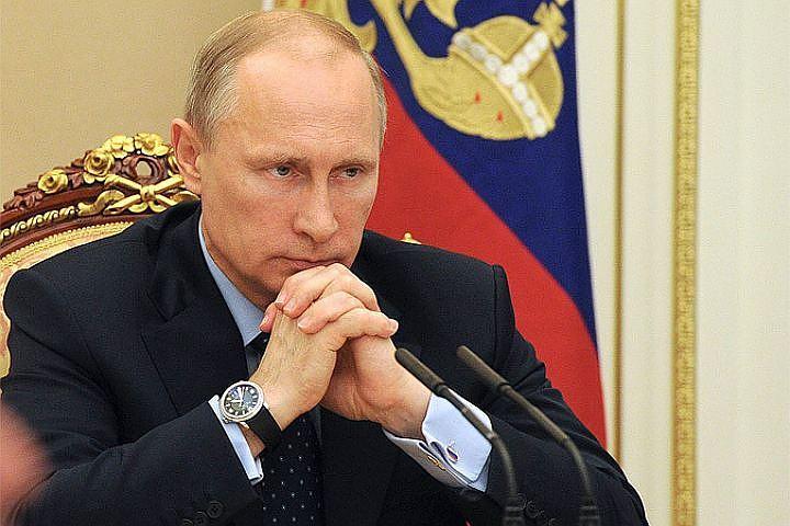 Путин и Роухани обсудили иранскую ядерную программу