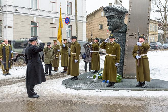 Эстония чествует последователей нацистских преступников