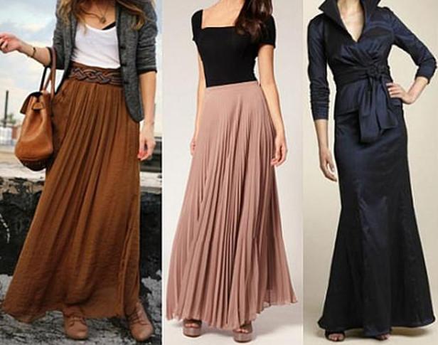 Длинные юбки + выкройки, мастер-класс и несколько необычных советов! Купила одну и влюбилась