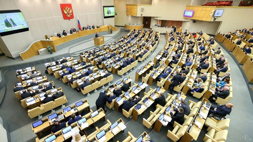 В Госдуму внесен законопроект об ограничении иностранного владения новостными агрегаторами в России