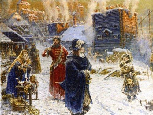 Как баня русская Европу покорила