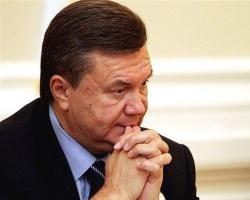 В. Янукович призвал П. Порошенко остановиться