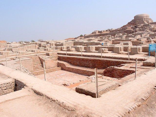 20 затерянных древних городов, которые были найдены