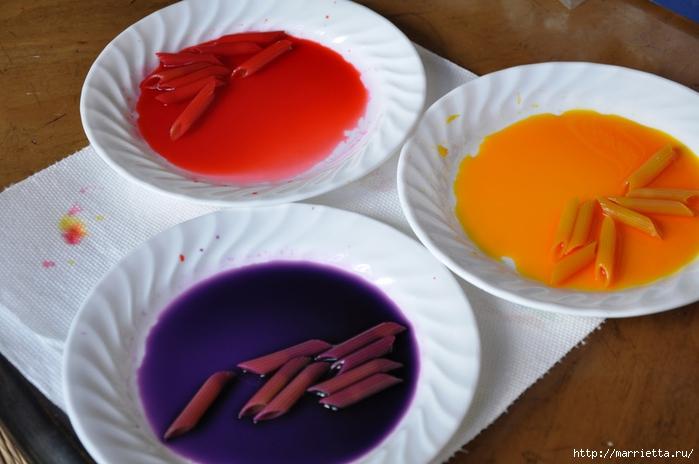 Как сделать макаронные изделия своими руками 48
