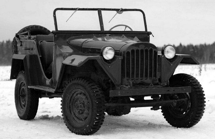 ГАЗ-67: для войны и мира