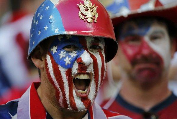 «Такой прием запомню надолго»: американец рассказал о ЧМ-2018 в России